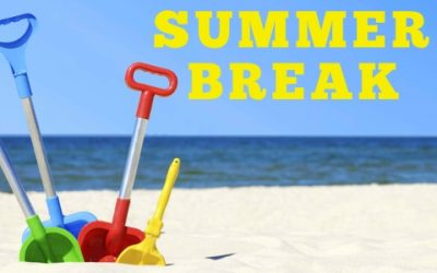 Summer Break – 07/08/2017 to 20/08/2017